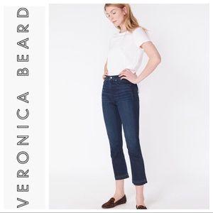 Veronica Beard Carly Flare Jean 24